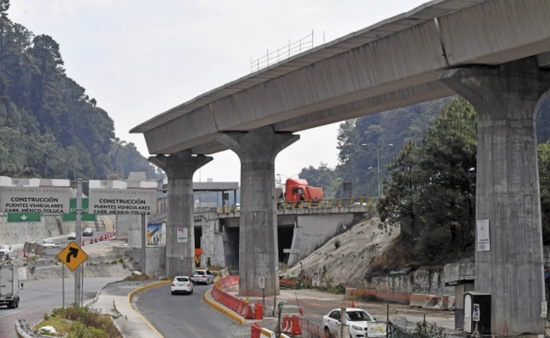 Autopista México-Toluca una de las más peligrosas