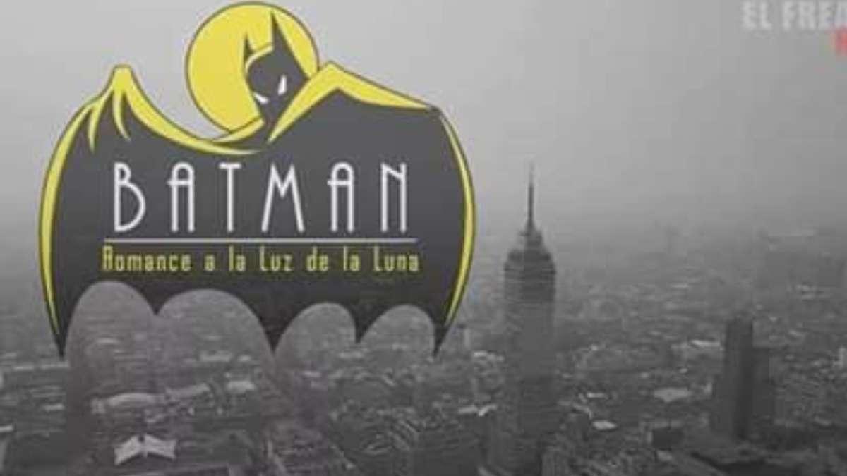 Si Batman fuera una telenovela mexicana