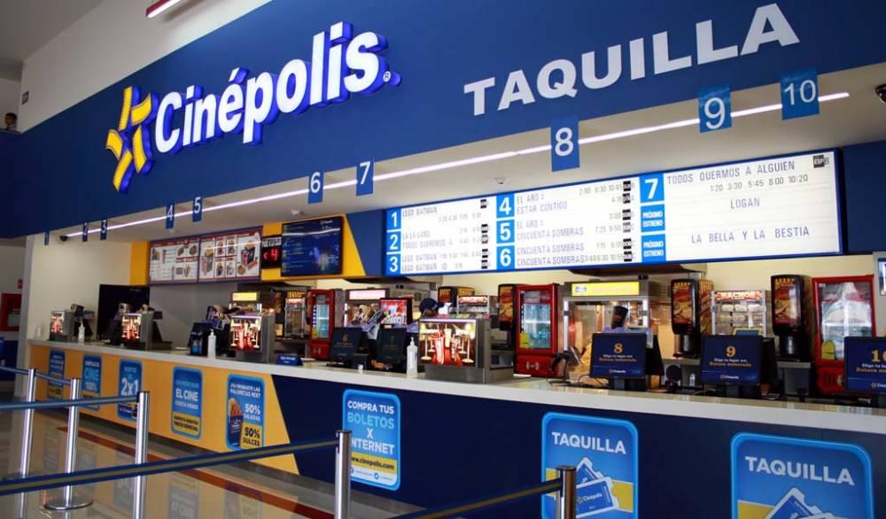 Cinepolis y Cinemex anunciaron que 14 sucursales serán cerradas al rededor de la República Mexicana, no resistieron al confinamiento.