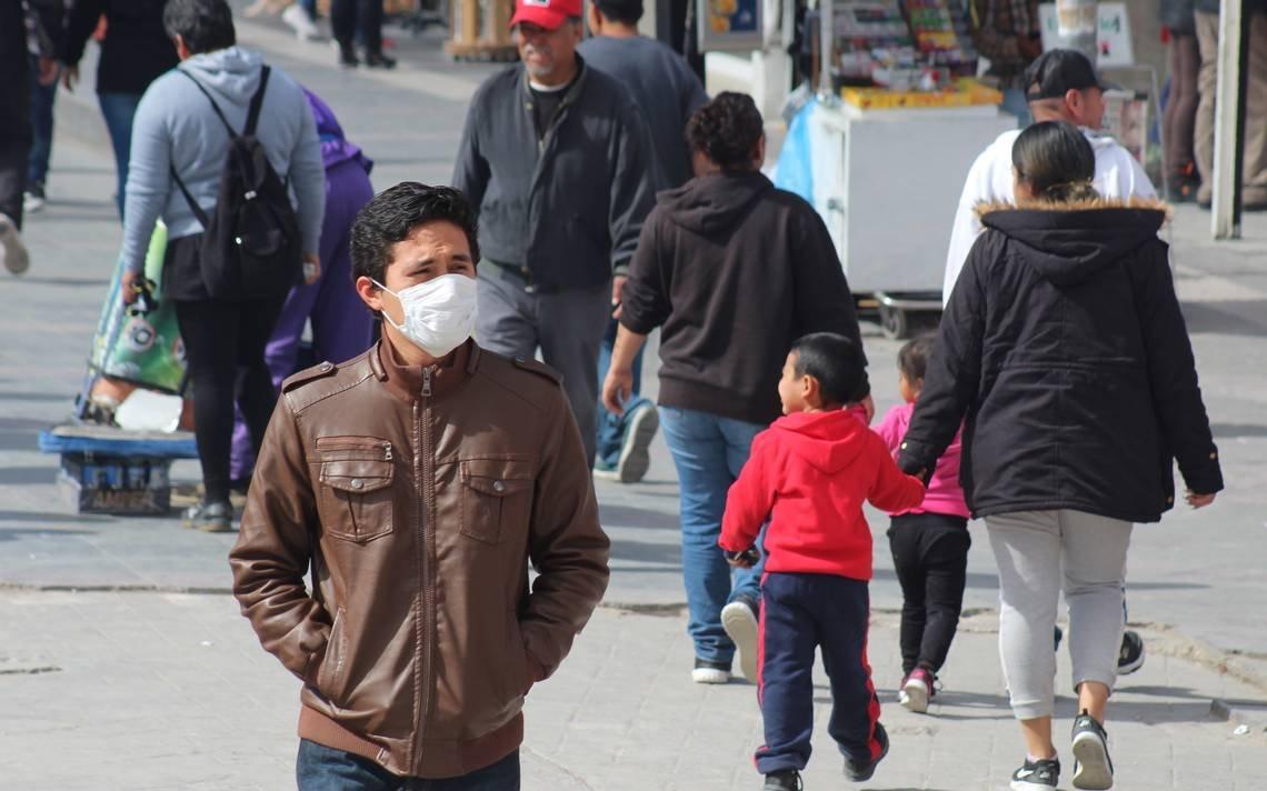 Al día de hoy Toluca se encuentra en el quinto Casos Covid-19 lugar de mayor contagios.