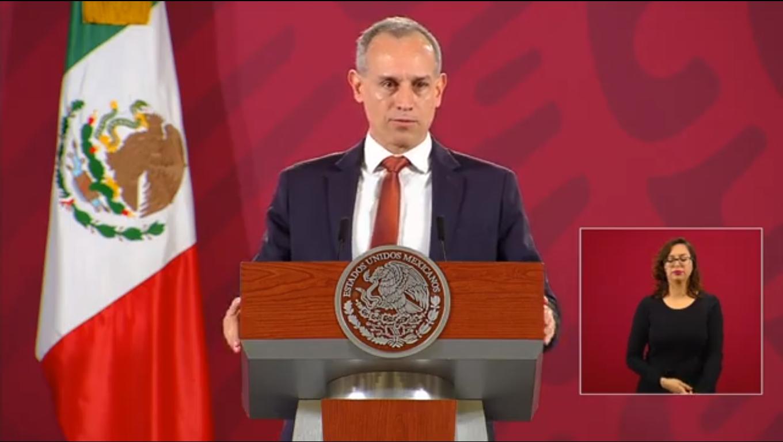 COVID-19 en México se encuentra en descenso