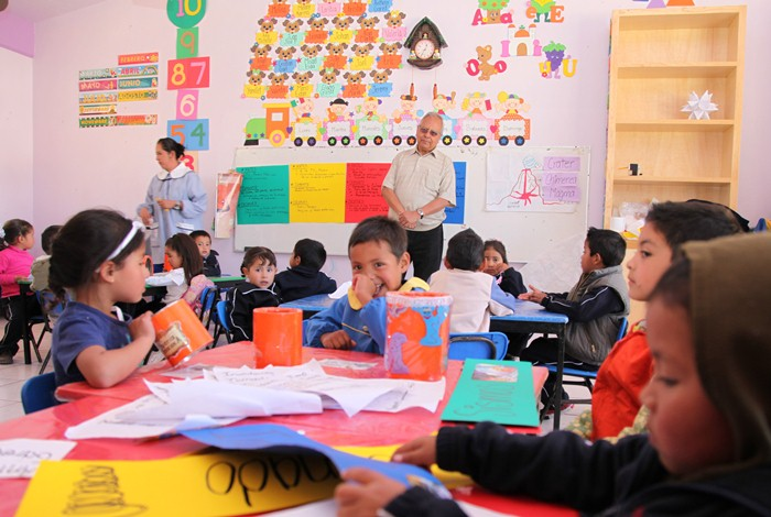 Horarios de clase de Aprende en Casa 2 para nivel preescolar del 24 al 28 de agosto que se dieron a conocer por el portal de Gobierno.