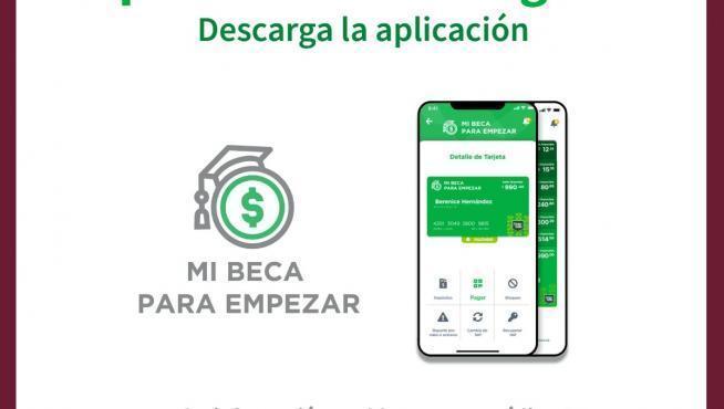 El 15 de agosto se comenzó el registro en la aplicación para ser beneficiario de Mi Beca para Empezar 2020 (disponible en iOS y Android).