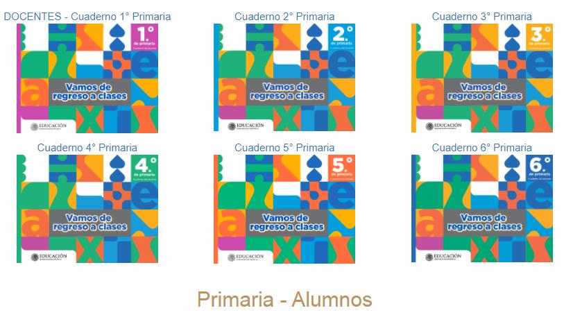 Aquí puedes descargar los cuadernos de trabajo de la SEP para maestros y alumnos