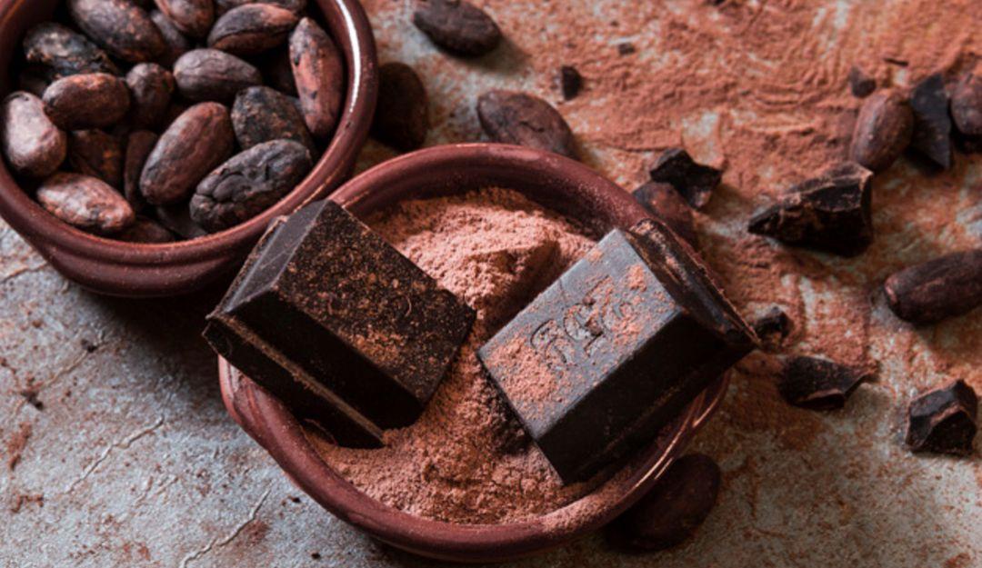 Error de fabrica provoca nevada de chocolate en una ciudad de Suiza