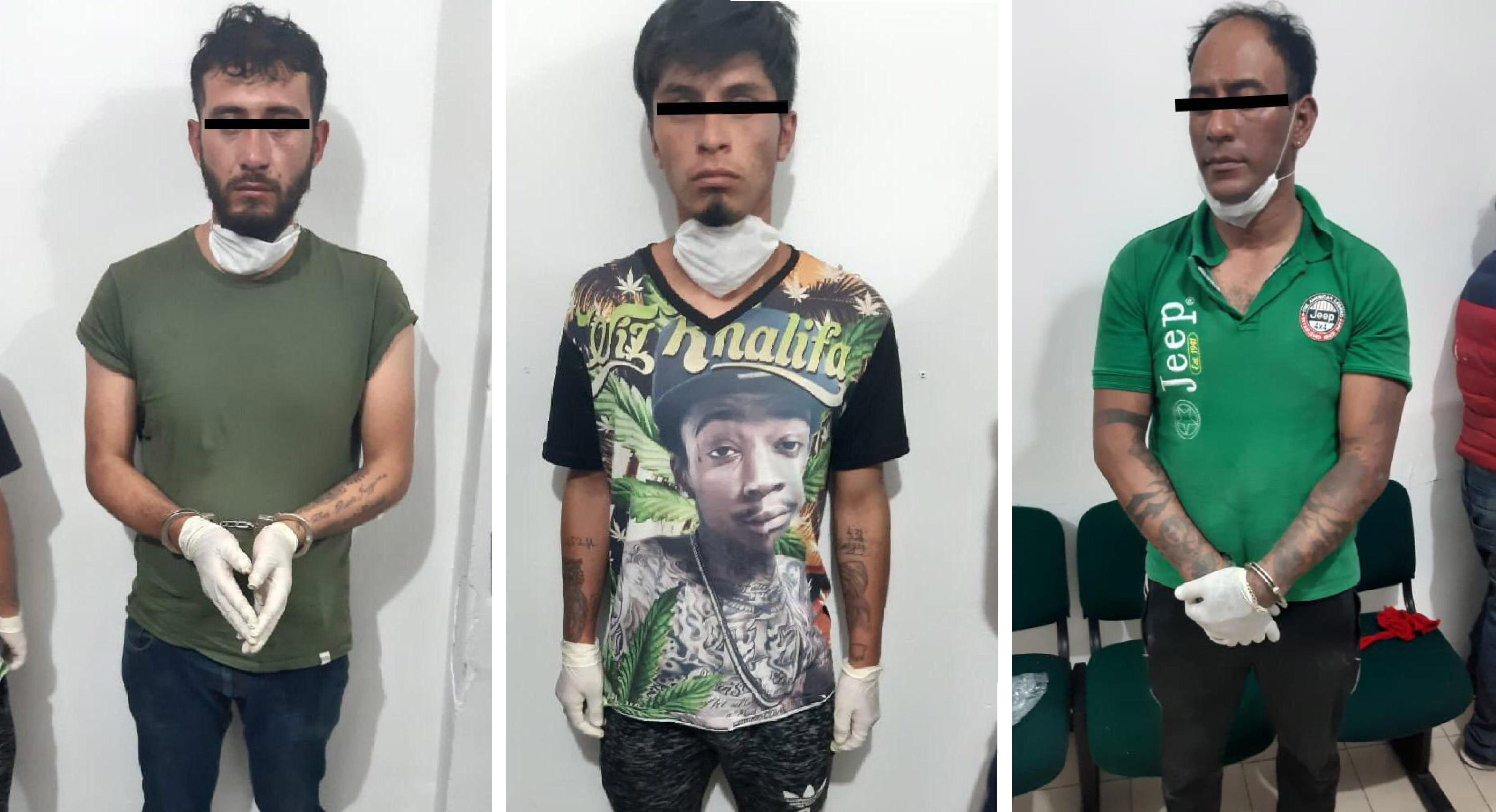Detiene a una banda delictiva dedicada al robo de autos en Toluca