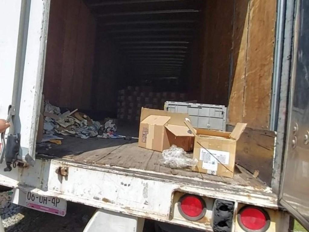 Recuperan medicamentos robados en Toluca, valorados en más de 1 millón de pesos