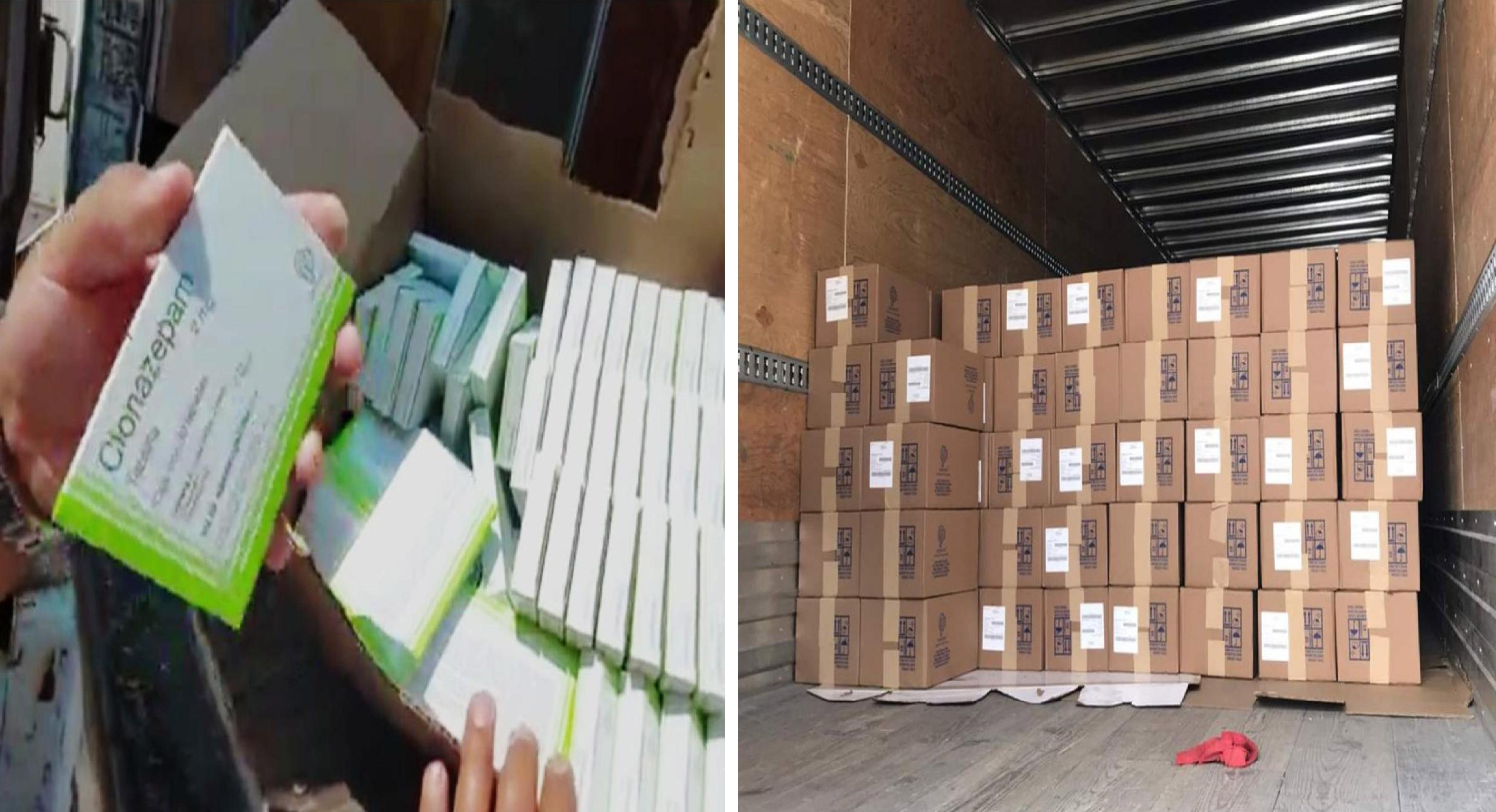Recuperan medicamentos robados en Toluca, valorados en más de 1 millón de pesos4