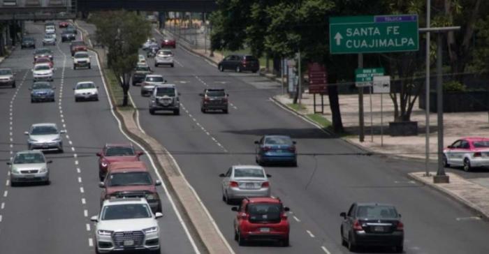 qué vehículos no circulan por altos niveles de ozono