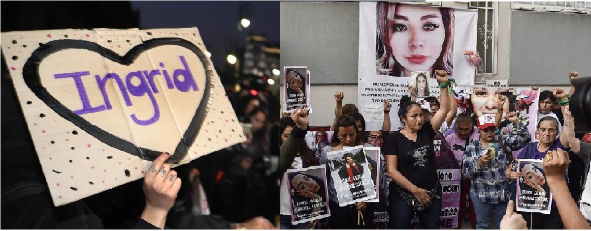 """La """"Ley Ingrid"""" intenta frenar la difusión de imágenes y material de las víctimas de género."""