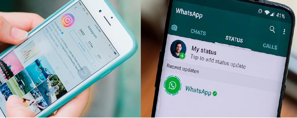 WhatsApp ya puede vincularse con tu cuenta personal de Instagram, gracias a esta nueva fusión