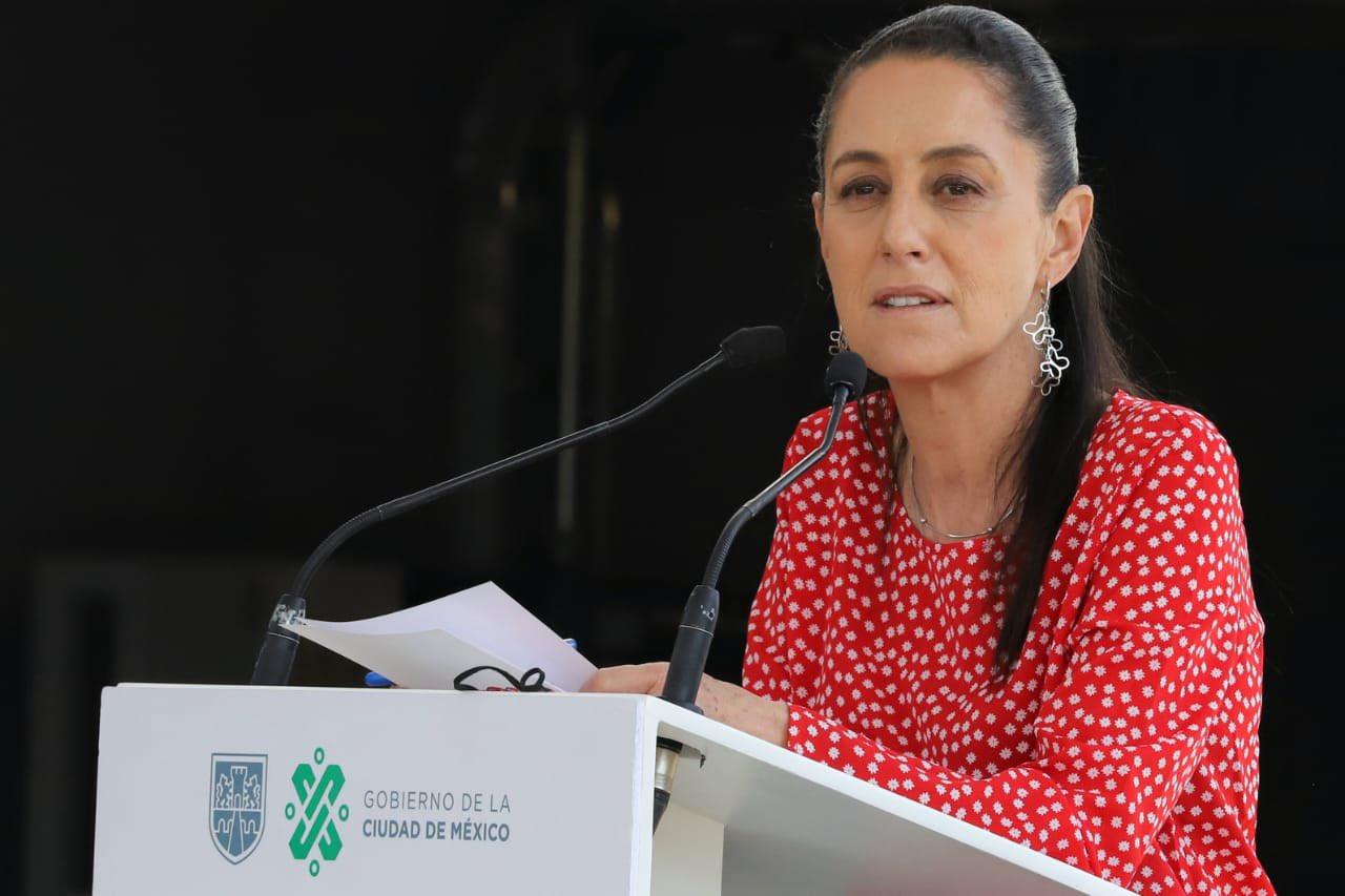 Claudia Sheinbaum, jefa del gobierno de la Ciudad de México, fue nominada como mejor alcaldesa del Norteamérica por la City Mayors Foundation