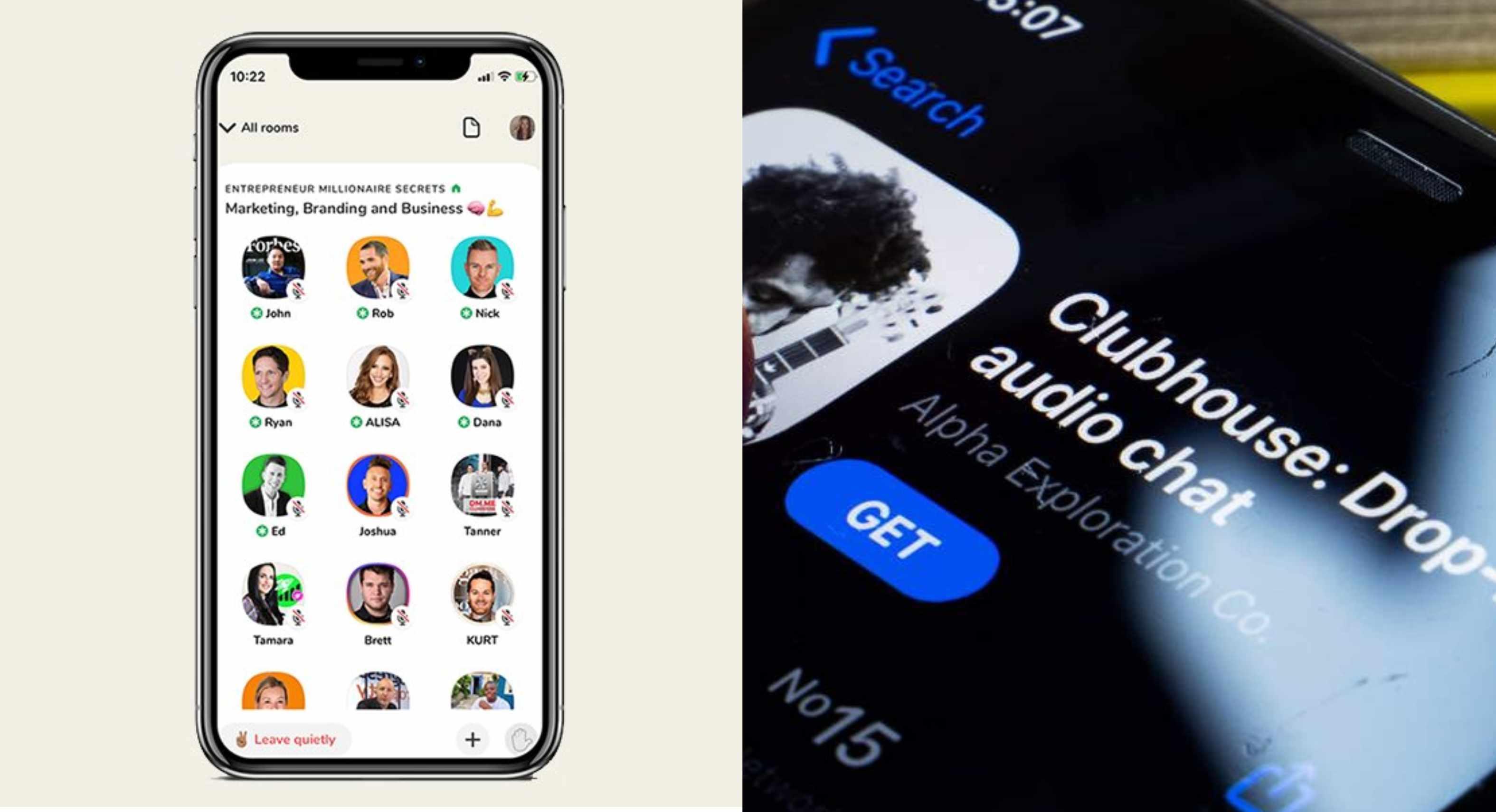 Falsa aplicación de ClubHouse roba credenciales de 458 aplicaciones