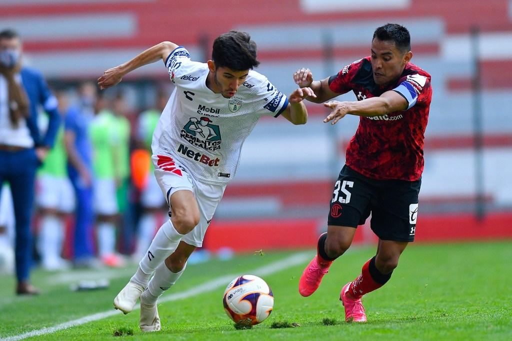 Jugadores claves de los Diablos Rojos de Toluca para encarar la recta final del torneo