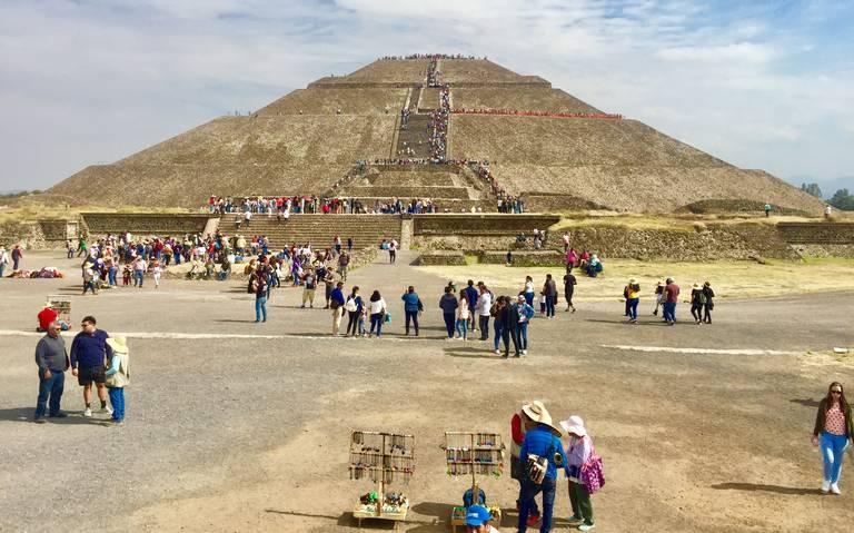 Teotihuacán cerrara en los próximos días