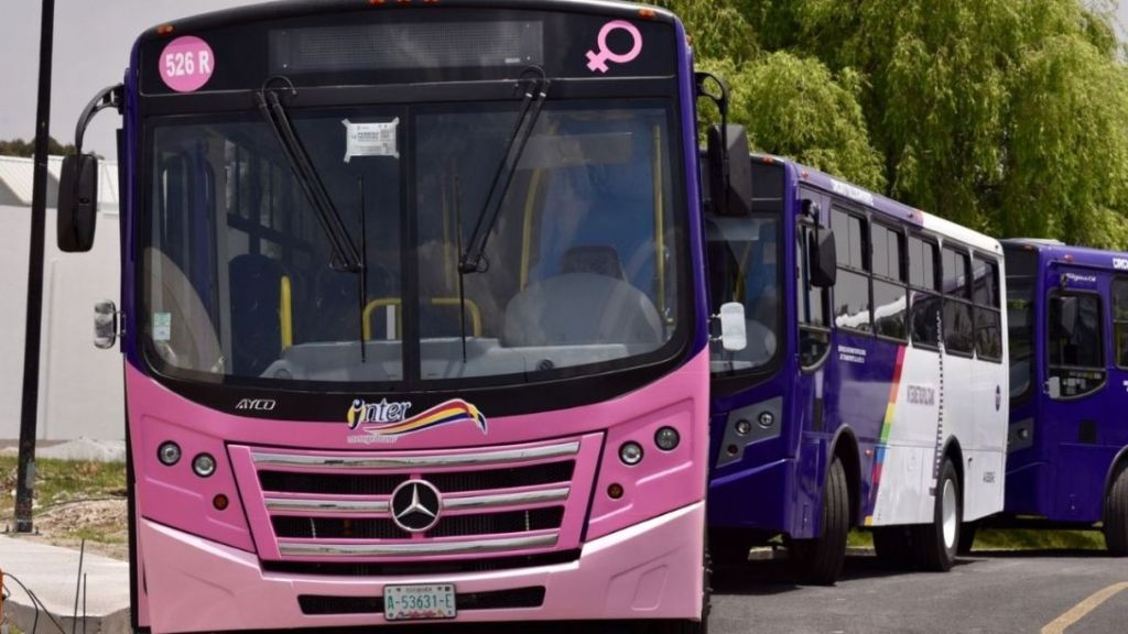 Transporte público disminuirá operaciones durante los días santos en el Valle de Toluca