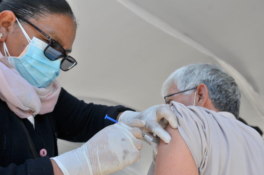 Del 31 de marzo al 4 de abril se llevará a cabo la jornada de vacunación contra COVID-19 para los adultos mayores del municipio de Tlalnepantla