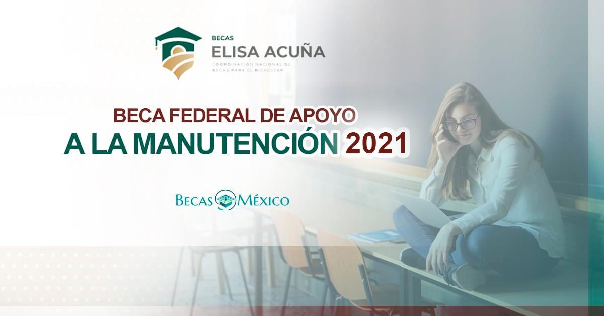 Podrán realizar su registro a la Beca Federal de Apoyo a la Manutención aquellos alumnos que se encuentren inscritos en alguna Institución Pública de Educación Superior (IPES)