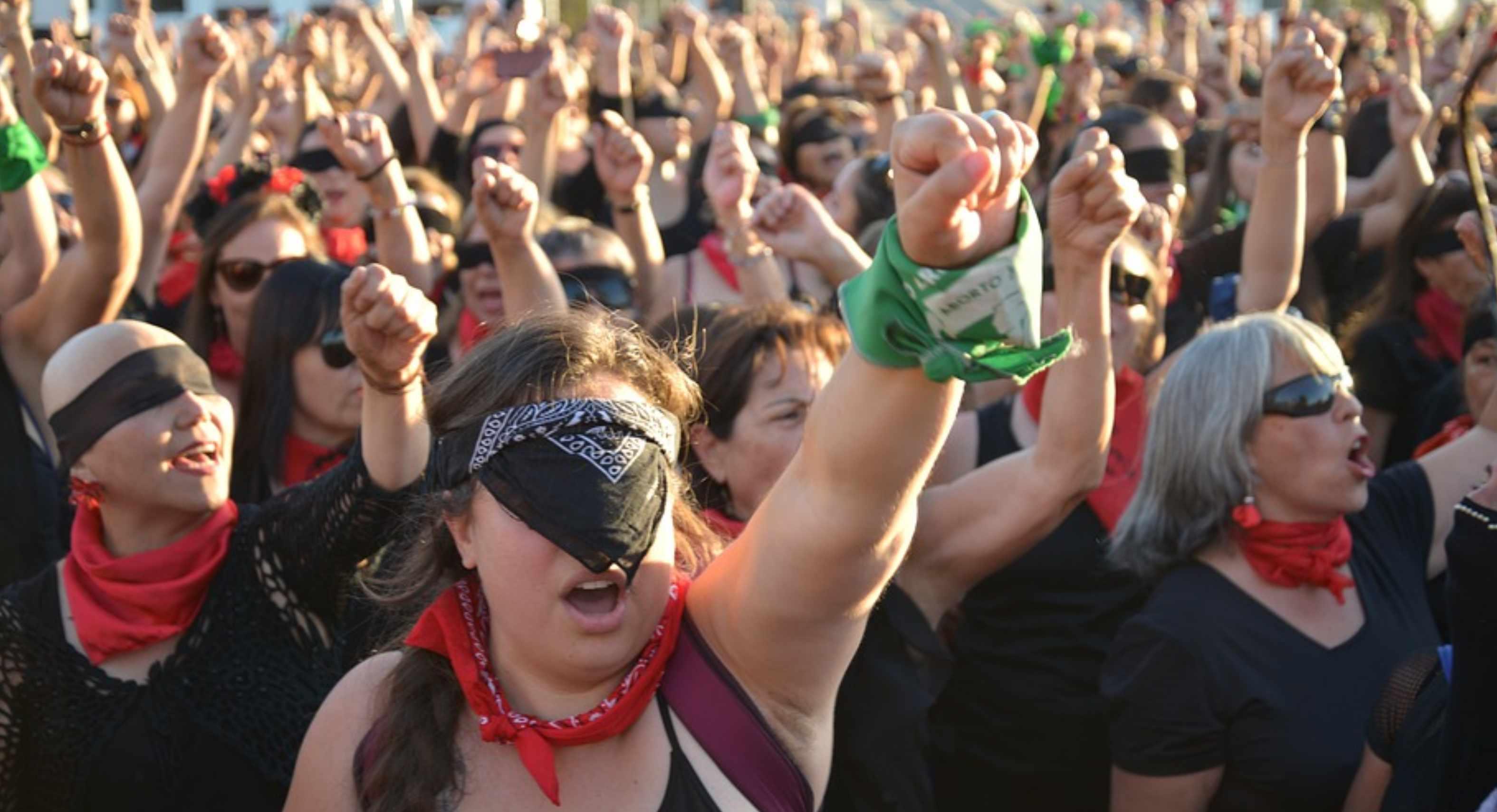 marcha feminista 8M 8 de marzo