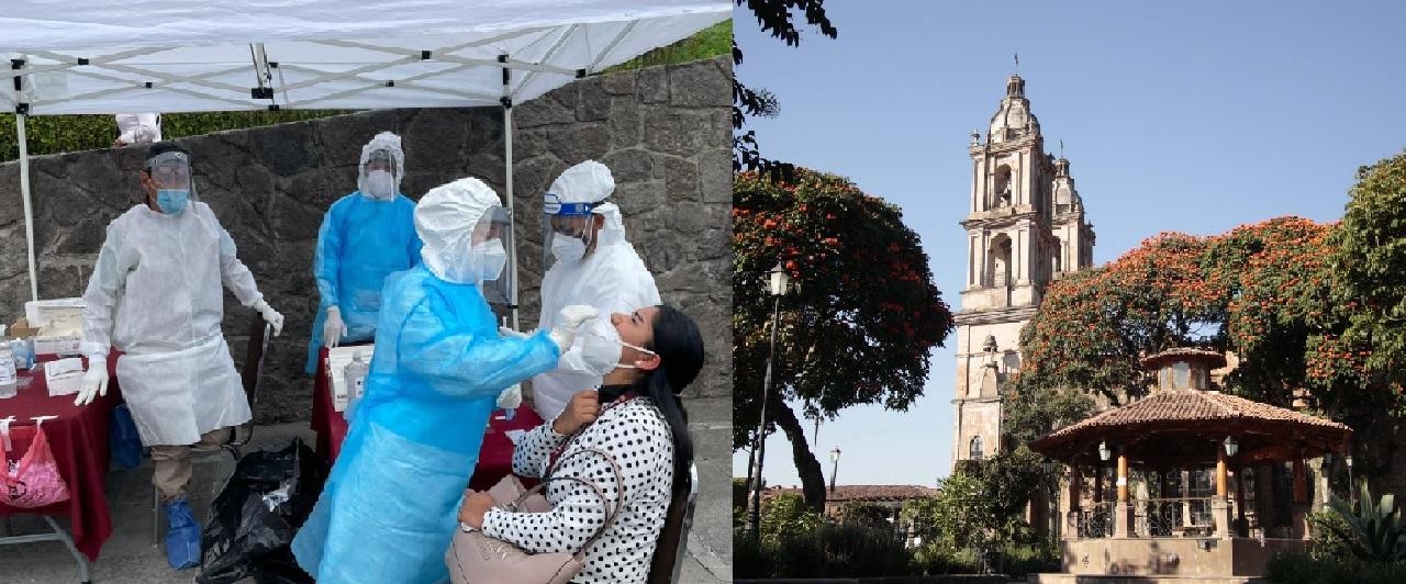 Con el objetivo de cuidar la salud de la población mexiquense la Secretaría de Salud del Edomex seguirá aplicando pruebas rápidas gratuitas en el Edomex, sin embargo prestará mayor atención a los destinos turístico durante Semana Santa.