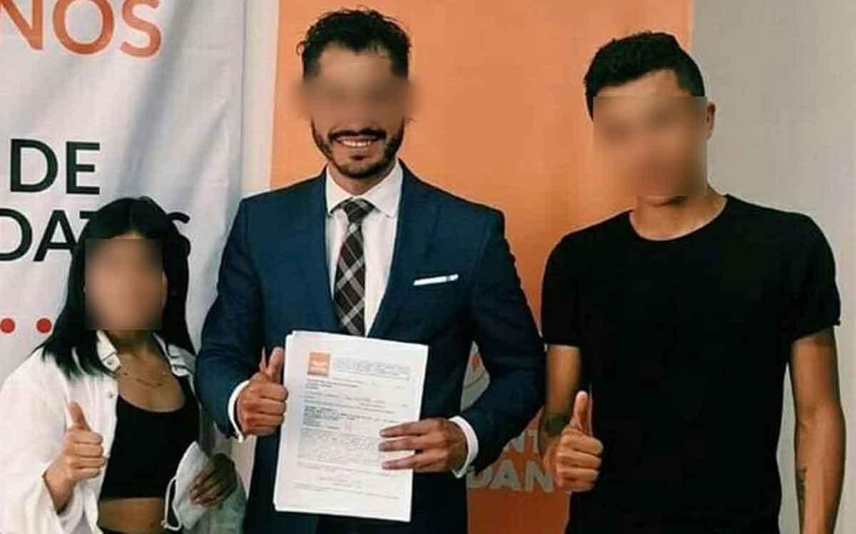 Puebla detienen a ex candidato