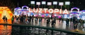 Luztopía regresa este 2021 con una temática espacial a Monterrey