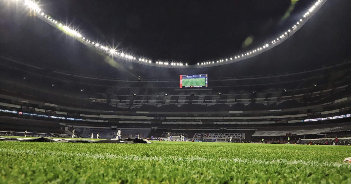 afición podría regresar a los estadios en la capital del país con un aforo del 30%