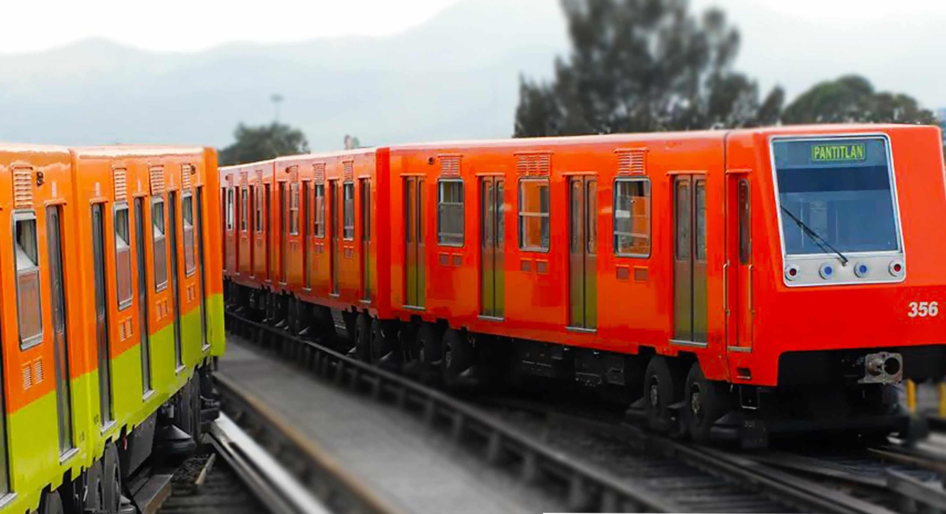 Metro de la CDMX vuelve a presentar afluencia del 100% tras pandemia e incendio de enero