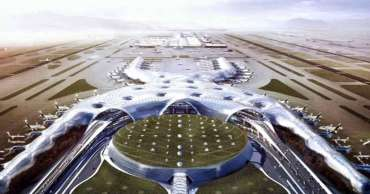 Aeropuerto de Texcoco gana concurso internacional de arquitectura en la categoria de transporte