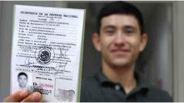 Sedena dio a conocer las fechas y requisitos para tramitar la cartilla militar para la clase 2003 y remisos