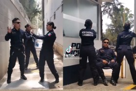 Policías serán investigados por diversos videos publicados en tiktok