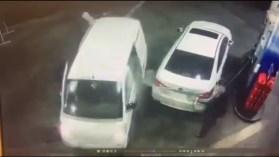 Bañados en gasolina, así se defendió un hombre de sus asaltantes