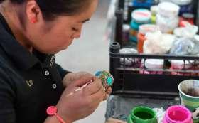 Figuras de resina en Toluca. Conoce Arte Maya.