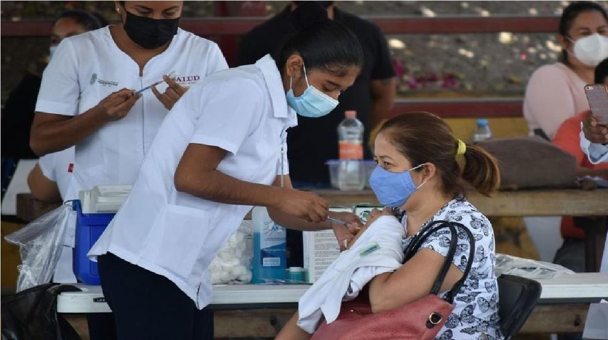 cuándo inicia la vacunacion para profesores en méxico